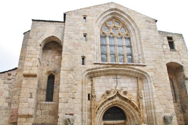Photo Langogne - église Saint Gervais Saint Protais