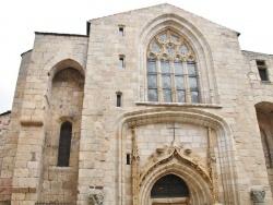 Photo paysage et monuments, Langogne - église Saint Gervais Saint Protais