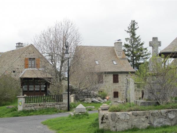 Photo Marchastel - Marchastel, petit village de Lozère