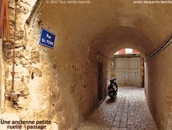 Photo paysage et monuments, Marvejols - Rue du Four