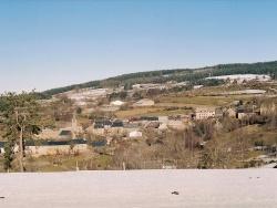 Photo paysage et monuments, Noalhac - Bécus