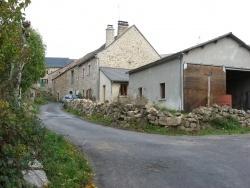 Photo paysage et monuments, Noalhac - à Bécus