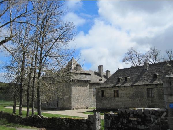 Photo Prinsuéjols - Château de la Baume