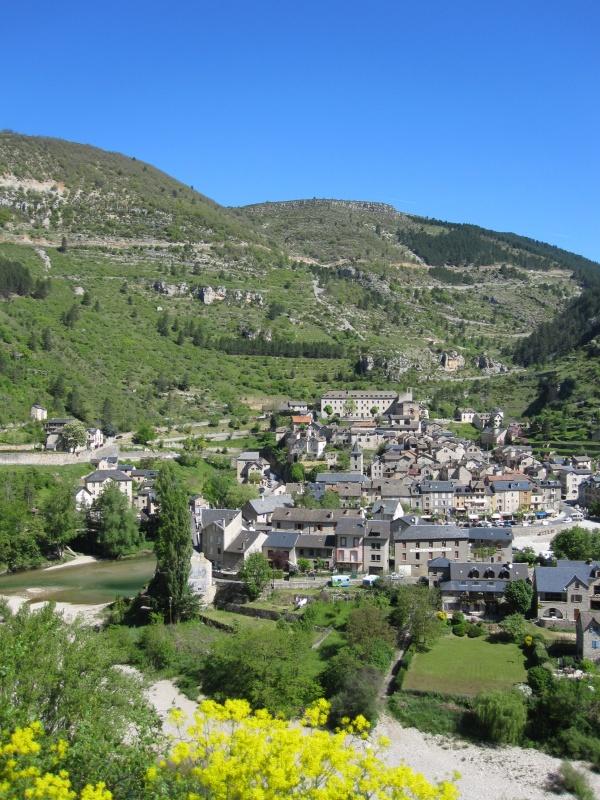 Photo Sainte-Enimie - Sainte-Enimie, un village magnifique
