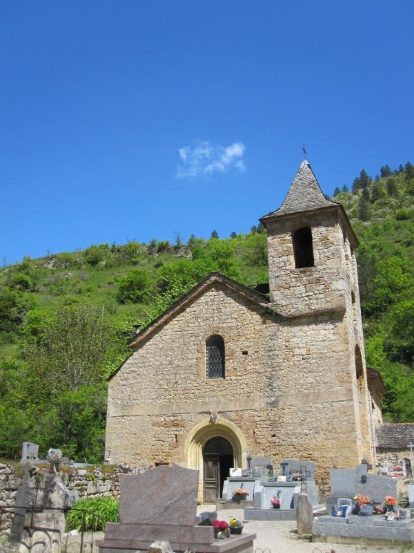Eglise de Saint-Chély-du-Tarn