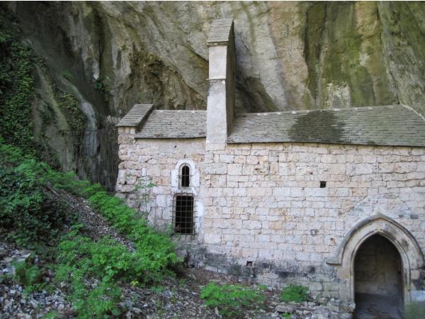 Chapelle Notre-Dame-de-Cénaret de Saint-Chély-du-Tarn