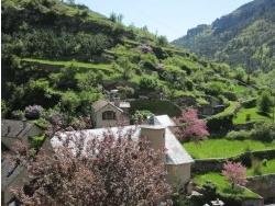 Photo paysage et monuments, Sainte-Enimie - Sainte-Enimie, une lumière magnifique