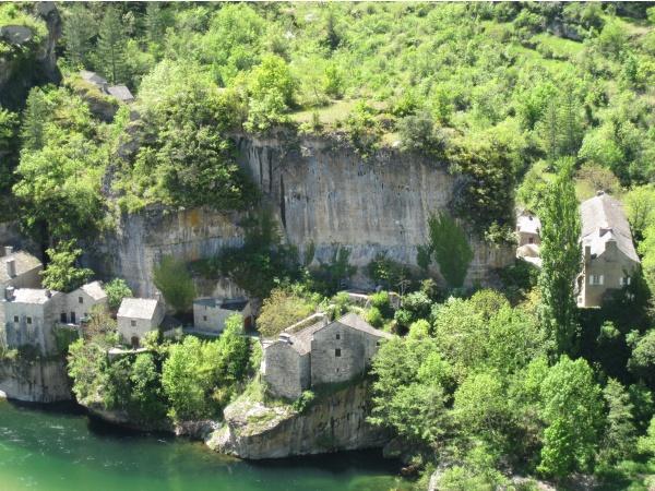 Photo Sainte-Enimie - Castelbouc (1)