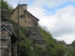 Photo paysage et monuments, Saint-Léger-de-Peyre - Saint-Léger-de-Peyre, rue principale