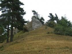 Photo paysage et monuments, Saint-Sauveur-de-Peyre - Le roc de Peyre
