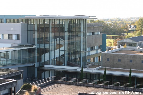 agrocampus-ouest (ex inh) vue de la terrasse