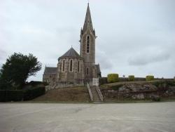 Photo paysage et monuments, La Feuillie - L'église de la Feuillie