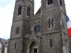 Photo paysage et monuments, La Haye-du-Puits - L'église de La Haye du Puits