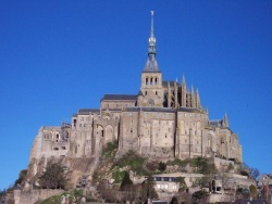 Photo paysage et monuments, Le Mont-Saint-Michel - Mont-saint-Michel