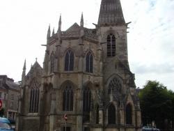 Photo paysage et monuments, Valognes - L'église de Valognes
