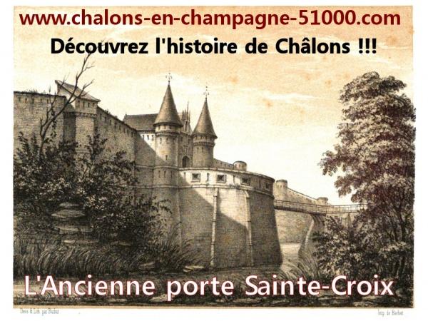 Découvrez l'histoire ancienne de Châlons en Champagne...