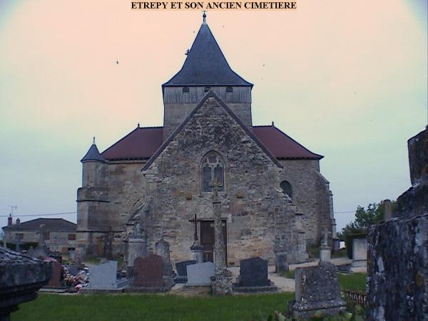 Eglise d'Etrepy