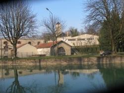 Photo paysage et monuments, Reims - Paysage rémois de la Coulée Verte à Reims - 51100