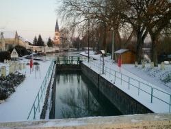 Photo paysage et monuments, Tours-sur-Marne - la canal a tours sur marne