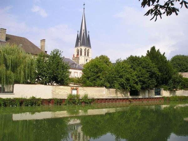 Photo Tours-sur-Marne - l'église