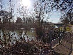 Photo paysage et monuments, Tours-sur-Marne - Le pont de la marne