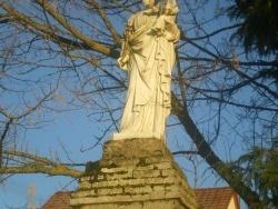 Photo paysage et monuments, Goviller - statue de saint joseph