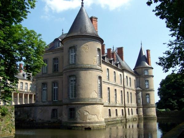 Château d'Haroué  Meurthe et Moselle