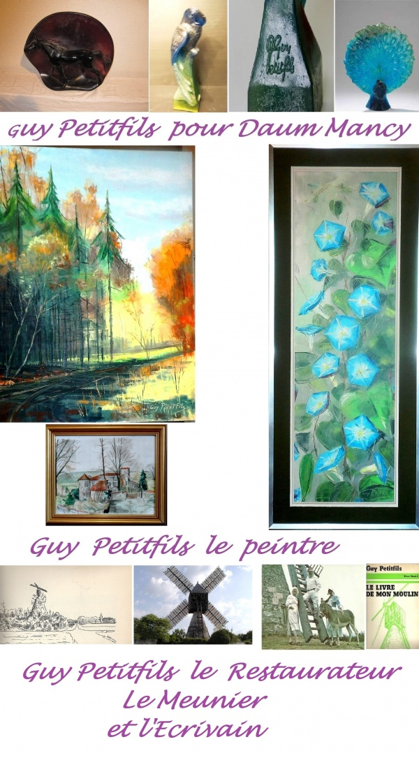 GUY GUY PETITFILS LAY SAINT CHRISTOPHE