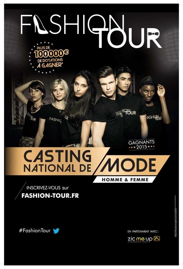 Fashion Tour à Longwy