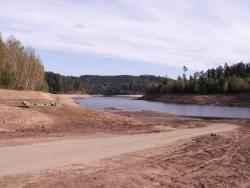 Photo paysage et monuments, Pierre-Percée - Lac de Pierre Percée