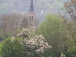 Photo paysage et monuments, Halles-sous-les-Côtes - ballade touristique