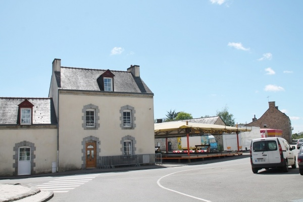 Photo Brech - le village