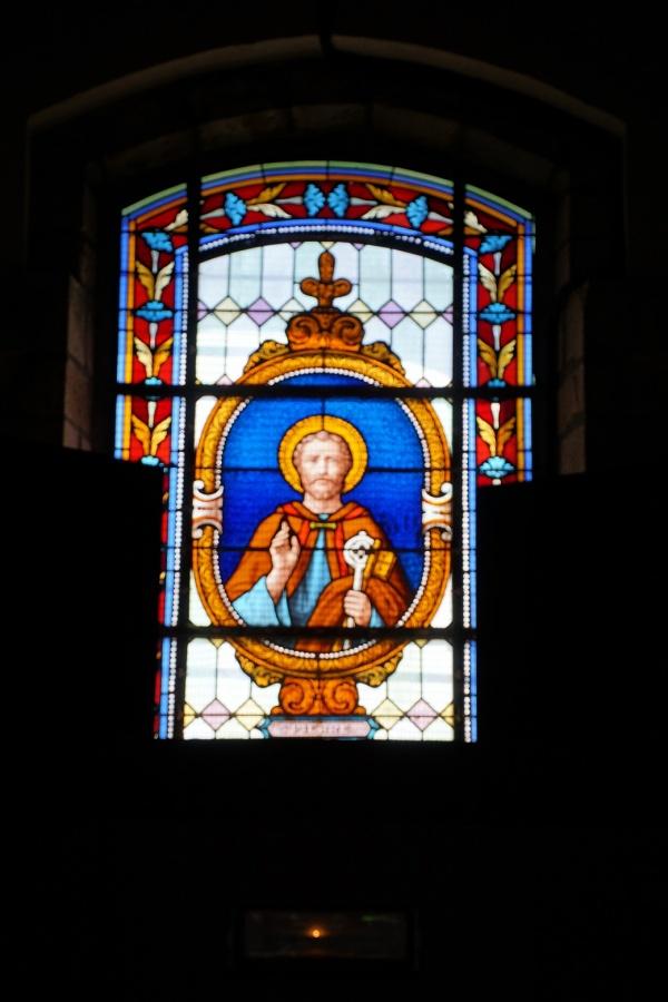 Photo Brech - église Saint André