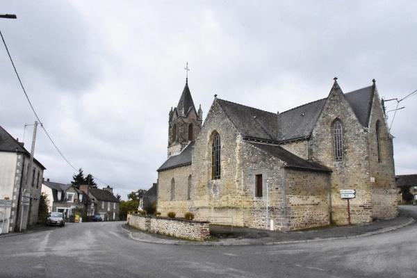 église saint Meen