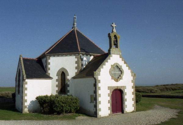 Sarzeau - Chapelle Notre-Dame de la Côte
