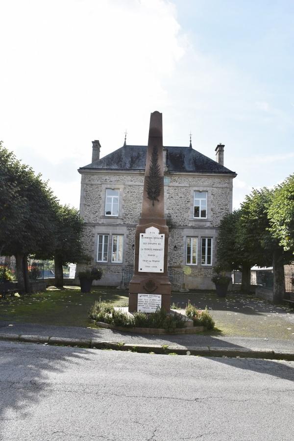 le monument aux morts
