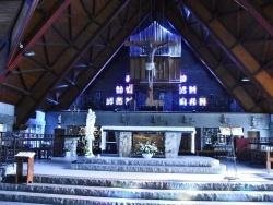Photo paysage et monuments, Vannes - église Notre dame de Lourdes
