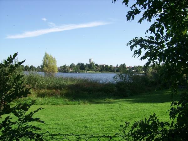 Photo Mittersheim - pleine nature, vue sur le château d'eau