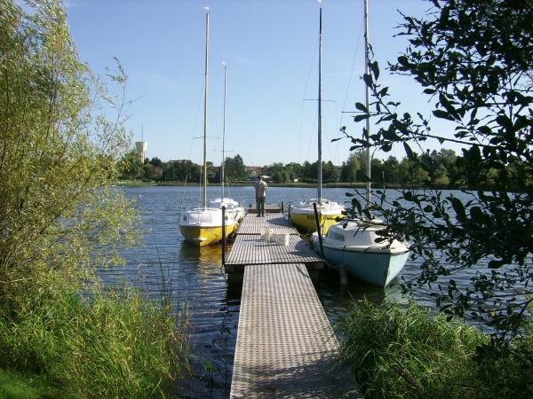 Photo Mittersheim - pêche et voiliers
