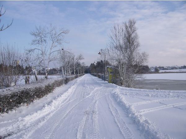 Photo Mittersheim - entre les deux étangs