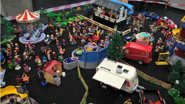 Une collection Playmobil insolite à découvrir à Semécourt