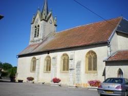Photo paysage et monuments, Thimonville - L'EGLISE