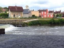 Photo paysage et monuments, Clamecy - Clamecy Nièvre - Juin 2015.L'Yonne.
