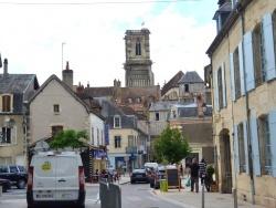 Photo paysage et monuments, Clamecy - Clamecy Nièvre - Centre ville.