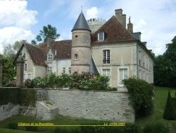 Photo paysage et monuments, Fourchambault - Chateau de la Pesselières