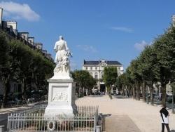 Photo paysage et monuments, Pau - Pau et la Place gramond