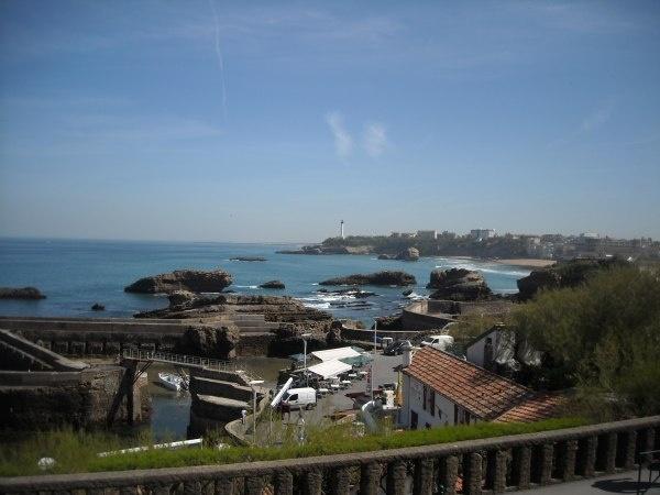 decouvrir la côte Basque!