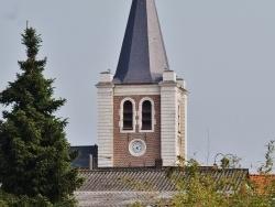 Photo paysage et monuments, Allennes-les-Marais - //église Saint-Nicolas