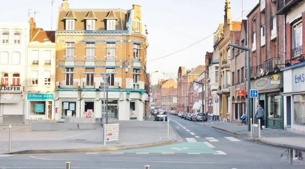 Photo Armentières - la ville