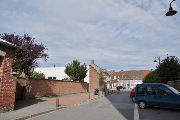 Photo Arnèke - le village